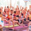 LeoCarvajal_Group-Yoga-Arms-Up-Yoga-Mat